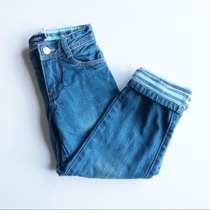 Mini Boden Lined Jeans Size 4